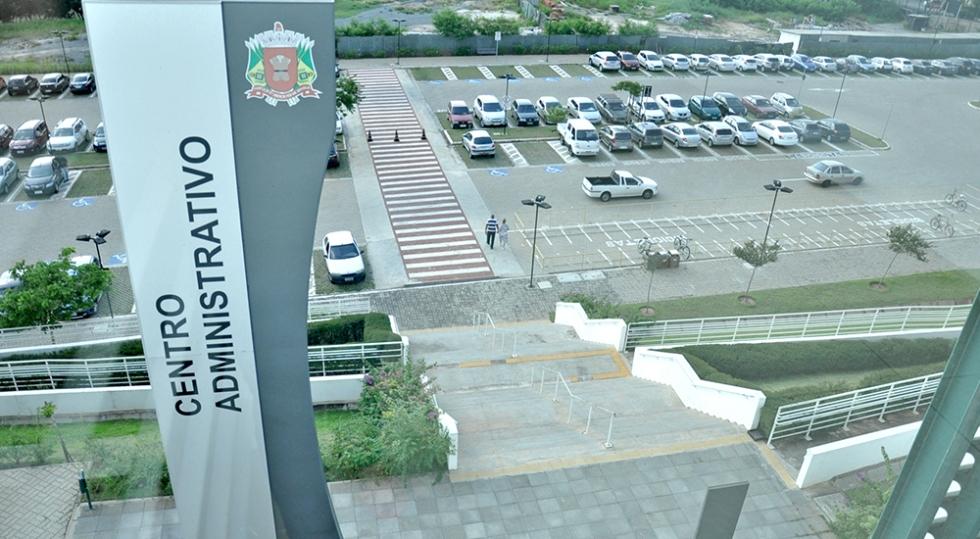 Estacionamento da Prefeitura sediará diversas atividades